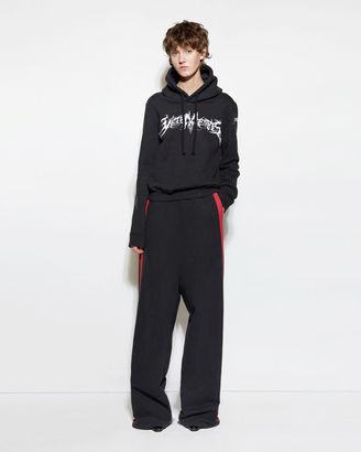 Vetements Striped Oversized Sweatpants $1,115 thestylecure.com