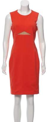 J. Mendel Sleeveless Mini Dress