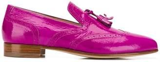 Fabiana Filippi flat tassle loafers