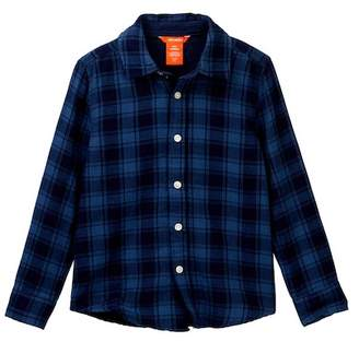 Joe Fresh Double Gauze Shirt (Big Boys)