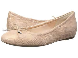 Rockport Total Motion Hidden Wedge Tied Ballet Women's Flat Shoes