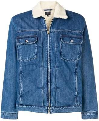Edwin (エドウィン) - Edwin Panhead zipped denim jacket