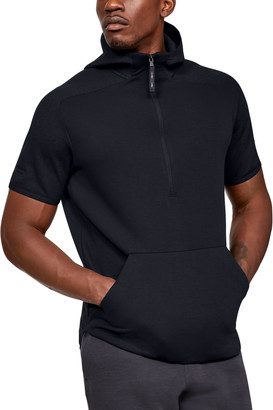 a318f9121 Under Armour Men's UA Move Light Zip Short Sleeve Hoodie
