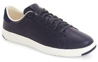 Cole Haan 'Grandpro' Tennis Sneaker $130 thestylecure.com