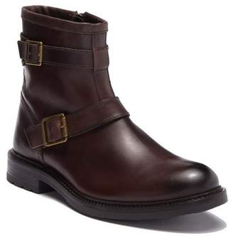 Base London Ortiz Leather Mid-Top Boot