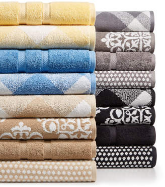 Charter Club Elite Mix & Match Bath Towel Collection, Created for Macy's & Reviews - Bath Towels - Bed & Bath - Macy's