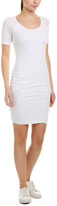 James Perse Ruched Shift Dress