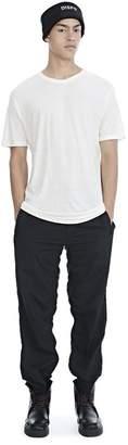 Alexander Wang SLUB RAYON SILK CREWNECKTEE Short Sleeve t Shirt