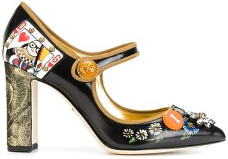 Dolce & Gabbana Bellucci Mary Jane pumps