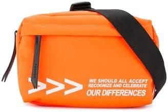 Ports V slogan belt bag