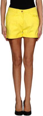PETIT BATEAU Denim shorts $67 thestylecure.com
