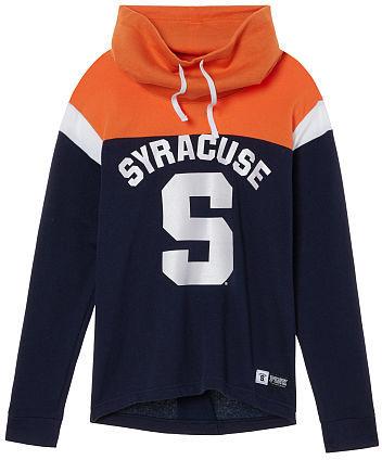 Victoria's SecretVictorias Secret Syracuse University Cowl Pullover