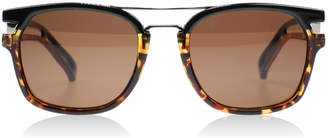 Police Neymar Jr Sunglasses Tortoise / Black N33H Polariserade 52mm
