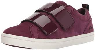 Lacoste Women's Straightset Strap Sneaker