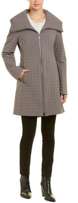 Dawn Levy Gwena Quilted Coat