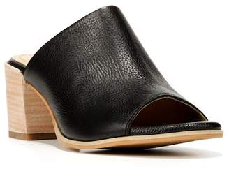 Dr. Scholl's Malin Open Toe Leather Mule