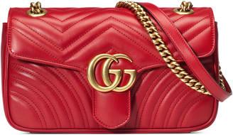 GG Marmont matelassé shoulder bag $1,890 thestylecure.com