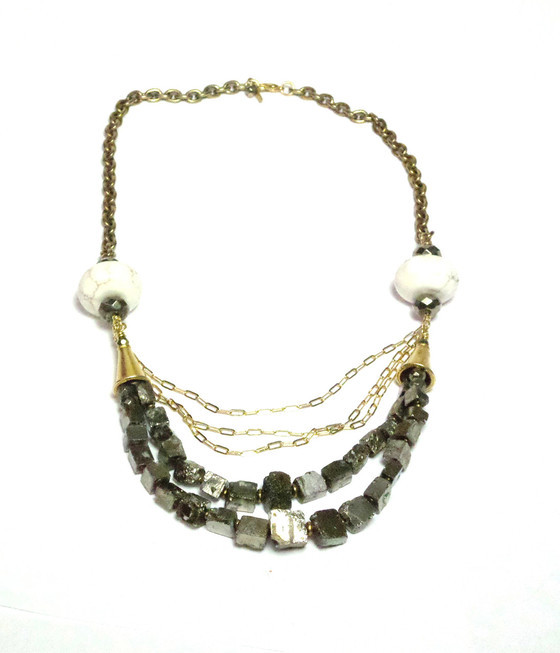 MINU Jewelry - Pirita Short Necklace