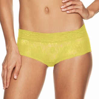 Cosabella Amore Amore Adore Sheer Lace Hotpant Cheeky Panty ADORE0721