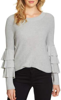 1 STATE Ruffled Sweater