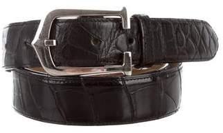 Cartier Alligator Belt