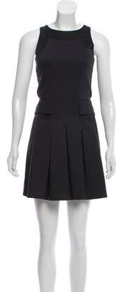 The Kooples Sleeveless Mini Dress