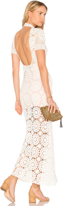 MAJORELLE Therese Dress $328 thestylecure.com