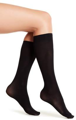 Shimera Opaque Knee High Socks