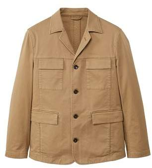 Mango man MANGO MAN Cotton field jacket