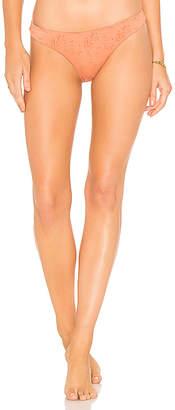 Peony Swimwear Staple Bikini Bottom
