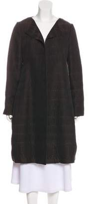 Marni Wool-Blend Damask Coat