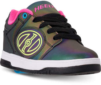 Heelys Girls' Voyager Wheeled Skate Casual Sneakers from Finish Line