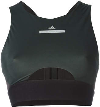 adidas by Stella McCartney Run Climachill crop top