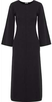 Totême Stretch-Knit Midi Dress