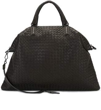 Bottega Veneta large double handles tote