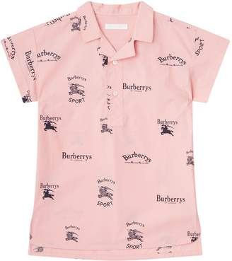 Burberry Monogram Shirt