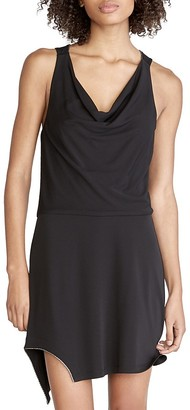 HALSTON HERITAGE Cowl Neck Dress $295 thestylecure.com