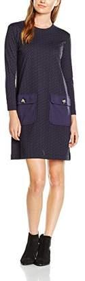 Orla Kiely Women's Patch Pocket Dress,(Manufacturer Size:Medium)