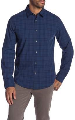John Varvatos Mayfield Slim Fit Point Collar Shirt