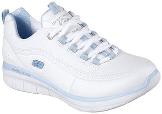 Skechers Synergy 2.0 Womens Walking Shoes Lace-up