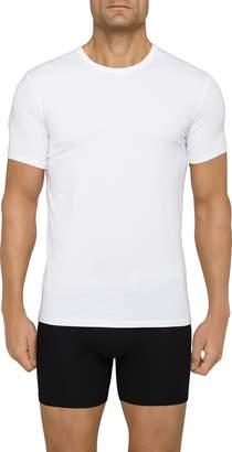 Calvin Klein Men's 2 Pack Cotton Stretch Crew Neck T-Shirt