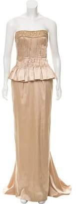 Jovani Silk Evening Dress