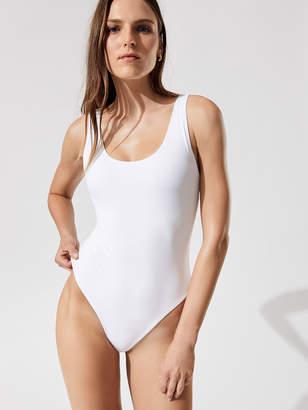 Carbon38 Scoop Neck Bodysuit