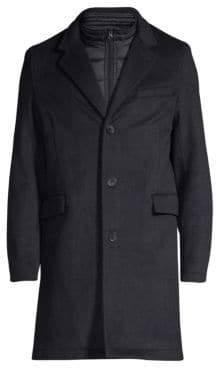 Andrew Marc Cunningham Waterproof Topcoat