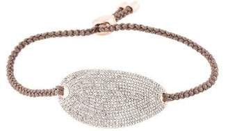 Monica Vinader Nura Friendship Diamond Bracelet