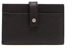 Saint Laurent - Sac De Jour Leather Cardholder - Mens - Black
