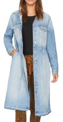 Sanctuary Ramsey Denim Duster Jacket