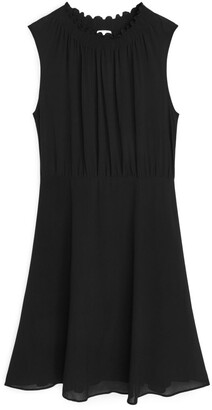 Arket Short Sleeveless Dress