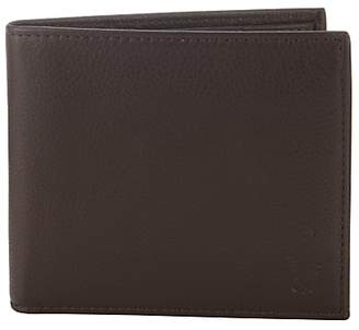 1b3cfb01b1 Ralph Lauren Polo Pebble Grain Leather Wallet