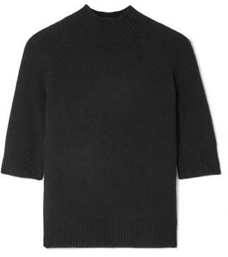 Theory Jodi B Cashmere Sweater - Black
